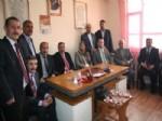 OSMAN TORUN - Akçadağ MHP İlçe Başkanlığına Yusuf Ertaş Seçildi