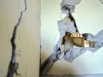 Çökme Tehlikesi Nedeniyle Bir Ev Boşaltıldı