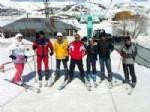 Erzincan UMKE Kayak Eğitimlerini Başarıyla Tamamladı