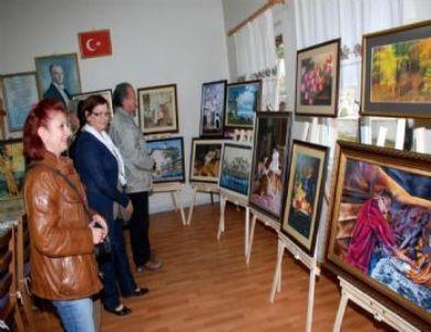 Amatör Ressamlardan Usta İşi Resimler - Bursa iline bağlı Mudanya
