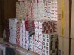 Çankırı'da 20 Bin Paket Kaçak Sigara Ele Geçirildi