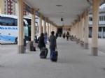 KAÇAK YOLCU - Otobüs Ücretlerine Yapılan Zam Yolcu Sayısını Düşürdü