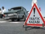 ORHAN AKıN - Giresun'da Trafik Kazası: 4 Ölü