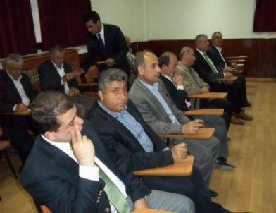 Katı Atık Yönetimi Belediyeler Birliği Toplantısı Yapıldı