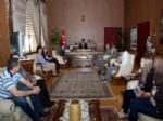 """MUSTAFA CANDAN - Bilecik'te """"avrupa Edebiyatında Mizah"""" Projesi"""