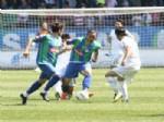 MEHMET ŞAHAN YıLMAZ - Çaykur Rizespor Evinde Giresunspor ile 1-1 Berabere Kaldı