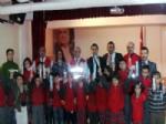 Kızılay'dan Yibo Öğrencilerine Diş Fırçası