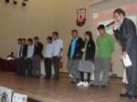 ŞABAN ERDOĞAN - Şanlıurfa'da Liseler Arası Bilgi Yarışması