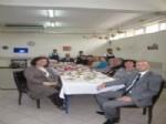 NUH ÇIMENTO - Kadın Meclisinden Engelli Öğrencilere Ziyaret