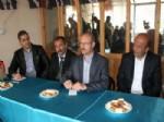 Ak Parti Konya İl Teşkilatı'nın İlçe Ziyaretleri Sürüyor
