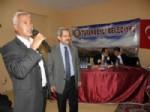 BOZGÜNEY - Ak Partili Vekilden 'Arama' Konferansları