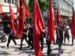 OSMAN GÜNAYDıN - Doğanşehir'de Gençlik Haftası Nedeniyle Halk Yürüyüşü Düzenlendi
