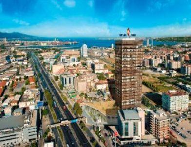 Bayraklı Tower'da Son Ofisler İçin Geri Sayım Başladı