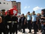 Şehit Binbaşı Erhan Dikmen Son Yolculuğuna Uğurlandı