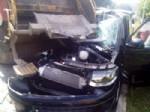 NEDIM TUNCER - Alanya'da Trafik Kazası: 5 Yaralı