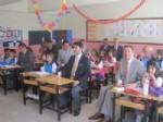 Yenifakılı'da Öğrencilere 2 Bin Adet Meyveli Süt Dağıtıldı