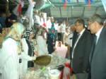 Manavgat'ta Hayır Çarşısı Şelale Kermesi Düzenlendi