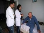 İSMAIL SELÇUK - Saadet Mirci Semt Merkezi'nde ve Bölgede 'Evde Sağlık' Programı Uygulanıyor