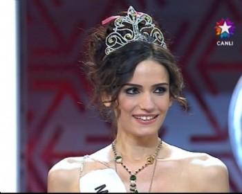 İşte Türkiye'nin en güzel kızı... Açalya Samyeli Danoğlu