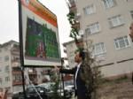 İHSAN KESKIN - Başkan Ayaz, Mehmet Akif Ersoy Parkı'nı İnceledi
