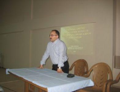 Akhisar'da Üretici Birliğinin Kurulması İçin Çalışmalar Sürüyor