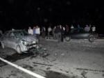 SÜLEYMAN YıLMAZ - Amasya'da Trafik Kazası: 8 Yaralı
