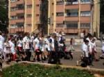 ZAFER ENGIN - Diyarbakır'da Olimpik Gün Yürüyüşü