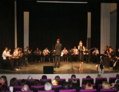 Halk eğitim merkezi'nden konser