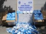 720 Paket Kaçak Sigara İle 2 Kişi Gözaltına Alındı