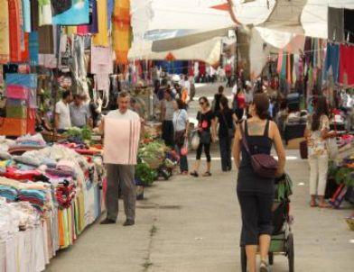 Ispark Sosyete Ulus Pazarını Yeniden Hizmete Açtı Istanbul Iline