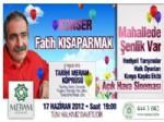 KARADIĞIN - Meram'da Mahalle Şenlikleri Başlıyor