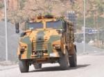 Arıcak'ta Askeri Araca Mayınlı Saldırı