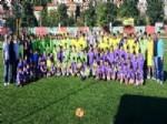 Orduspor Futbol Okulları Yetiştirdiği Oyuncuları Sahalara Sürmeye Başladı