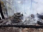 MUSTAFA GÜR - Bölgede Son 8 Yılda 3 Orman Yangını Söndürme     Helikopteri Düştü