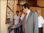 CEMIL AKSAK - Vali Güzeloğlu, Kısakahyaoğlu Konağı'nı İnceledi