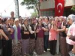 Şehit Polis Memuru Nurhak'ta Son Yolculuğuna Uğurlandı
