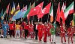 NAOMI CAMPBELL - Türk Bayrağını,Altın Madalyalı Tekvandocu Servet Tazegül Taşıdı