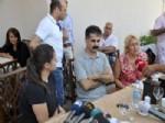 ŞAMİL TAYYAR - CHP'den Ayrılmayacağını Söyleyen Aygün, Tayyar'a Tepki Gösterdi