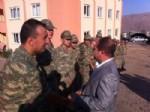 Miletvekili Öz, Doğanyol'da Bayramlaştı