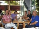 OKAN KARACAN - Okan Karacan Dostlarıyla Buluştu