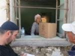 KENAN ŞIMŞEK - Burhan-Der'den 800 Dağ Köylüsüne Gıda, 500'üne Elbise Yardımı