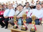 Karahacip'te Futbol Turnuvası