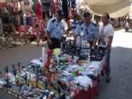 SAĞLIKSIZ ÜRÜNLER - Tire'de Zabıta Müdürlüğü'nden Salı Pazarı Operasyonu