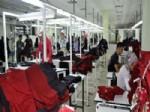ABDURRAHIM ARSLAN - Mardin'deki Tekstil Fabrikası Gece Üretim Yapıyor