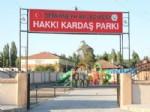 DEMIRŞEYH - Demirşeyh Beldesine Modern Park