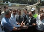 MEHMET SOYDAN - Enerji ve Tabii Kaynaklar Bakanı Yıldız Hatay'da