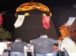 MUHARREM BALCı - Yeşilay ve Esnaf Galata Kulesi'ndeki Alkol Tüketimini Protesto Etti