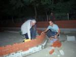 AHMEDI HANI - Güroymak'ta Roboski Meydanı Yapımına Başlandı