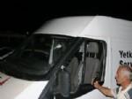 HACı UZKUÇ - İğdır'da Yol Kesen Teröristler, Bir Tır'ı Yakıp 3 Kişiyi Yaraladı