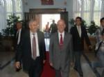 Ulaştırma Bakanlığı Müsteşarı Habib Soluk Kırıkkale'de